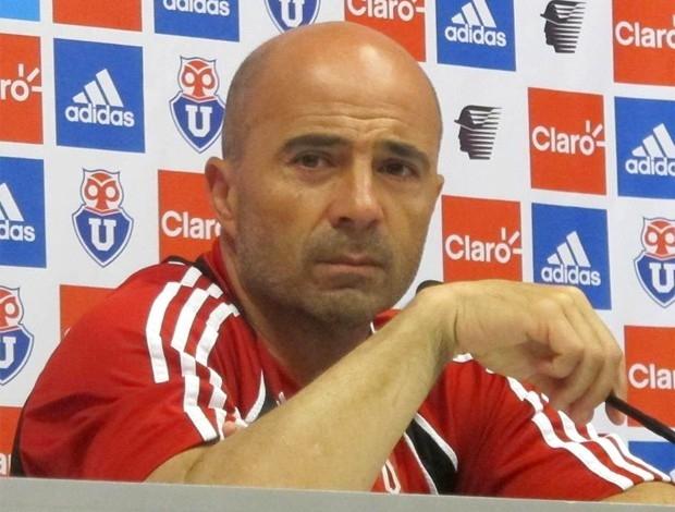 HLV Jorge Sampaoli