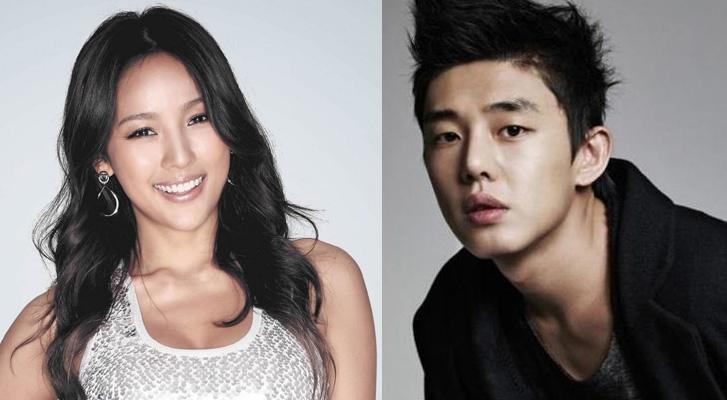 Lee Hyori hào hứng nhận quà của Yoo Ah In