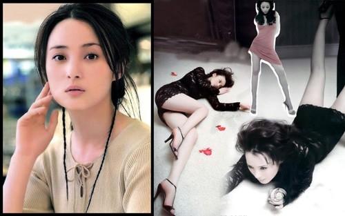 Thủy Linh (Tưởng Cần Cần) được công chúng mến mộ bởi vẻ đẹp khônh tỳ vết trong Nỗi lòng thấu trời xanh của Quỳnh Dao. Cô khiến hàng triệu khán giả sốc khi khoe đôi chân dài miên man trong bộ cánh thiếu vải nóng bỏng trên FHM tháng 2/2006.