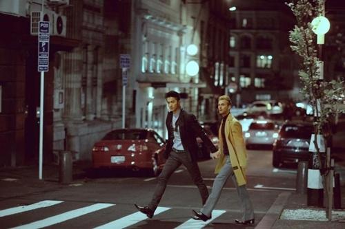 Khoảnh khắc hạnh phúc của 4 cặp đồng tính nổi tiếng châu Á
