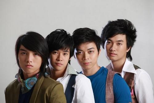 Thành viên của nhóm nhạc 4U
