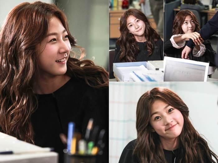 Kim Sae Ron trưởng thành và xinh đẹp hơn nhiều so với những vai diễn nhí trước đây