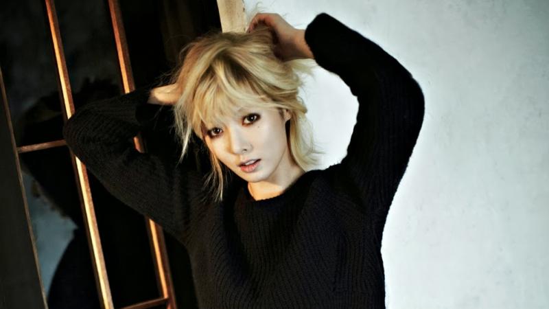 HyunA bị ghép mặt vào ảnh khỏa thân vào một người phụ nữ