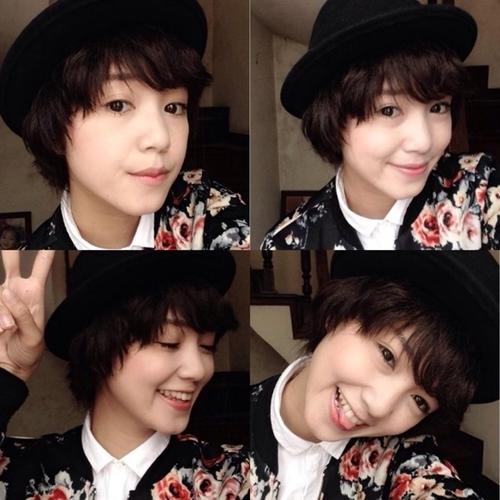 Hot girls Việt đọ độ điển trai với phong cách tomboy