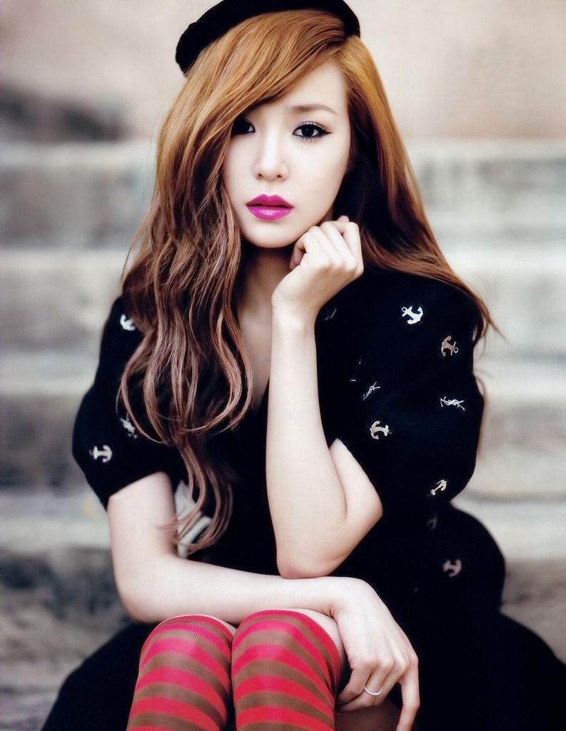 Tiffany có tên tiếng Hàn là Hwang Mi Young (tên Hán việt là Hoàng Mỹ Anh)