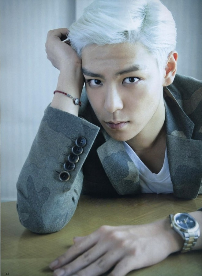 T.O.P tên thật là Choi Seung Hyun (tên Hán việt là Thôi Thắng Huyễn)