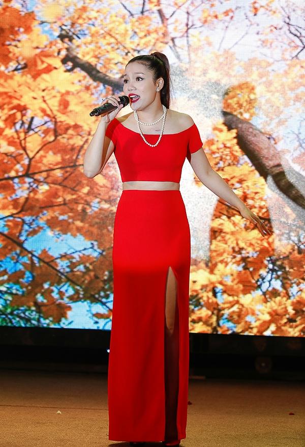 Ngọc Anh lần đầu Nam tiến tổ chức liveshow - Tin sao Viet - Tin tuc sao Viet - Scandal sao Viet - Tin tuc cua Sao - Tin cua Sao