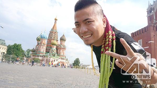 DJ Wang đến từ DMC Saigon. Anh cũng là một gương mặt quen thuộc với khán giả của YANTV.