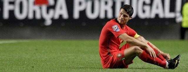 Ronaldo có thể vắng mặt tại World Cup