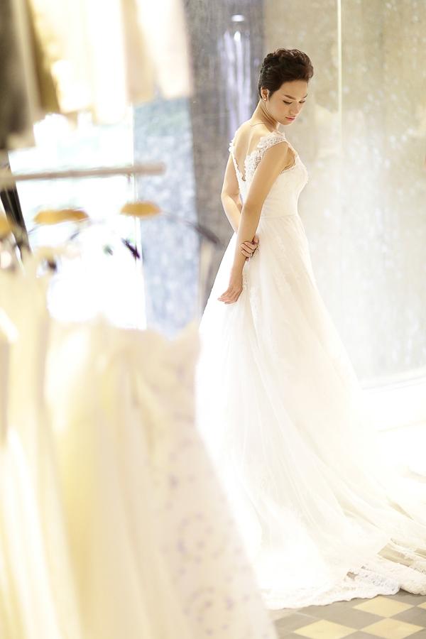 Trà My Idol khoe váy cưới 200 triệu trước ngày lên xe hoa - Tin sao Viet - Tin tuc sao Viet - Scandal sao Viet - Tin tuc cua Sao - Tin cua Sao