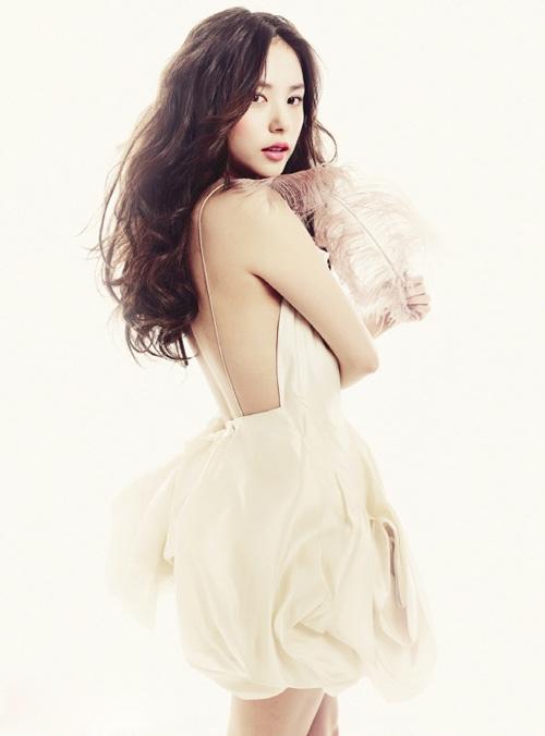 Nữ diễn viên Min Hyo Rin