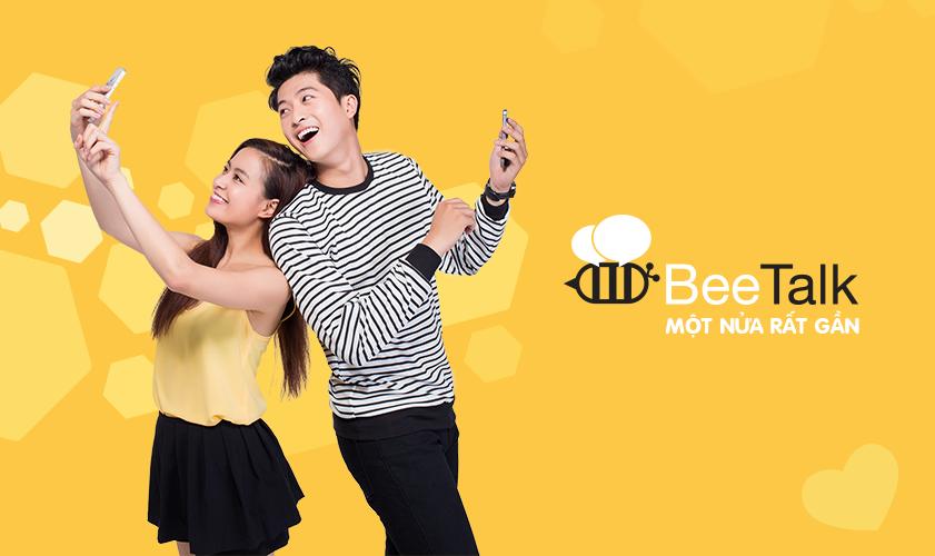 BeeTalk, ứng dụng kết bạn và mạng xã hội miễn phí