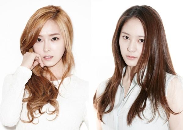 Jessica và Krystal làm rúng động thị trường Trung Quốc.