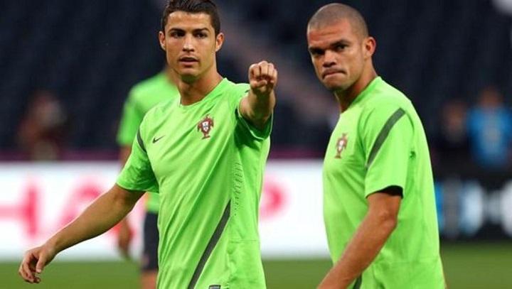 Pepe đánh bại vua không chiến Ronaldo