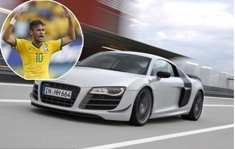 [Bóng Đá] Cris Ronaldo vô địch World Cup về... chơi xe