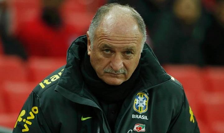 HLV Luis Felipe Scolari của tuyển Brazil bị sốc nặng khi hay tin cháu trai qua đời