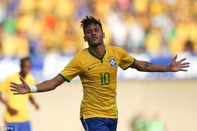 Brazil vẫn được đánh giá cao nhất