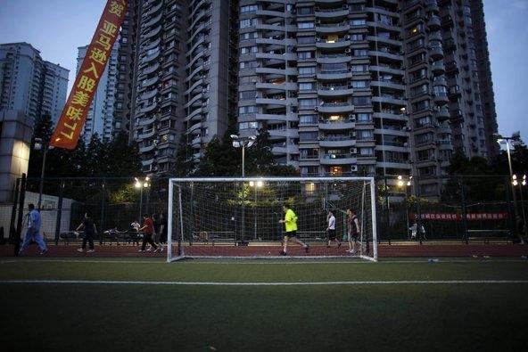 Các trận đấu ở World Cup sẽ diễn ra vào rạng sáng tại Trung Quốc