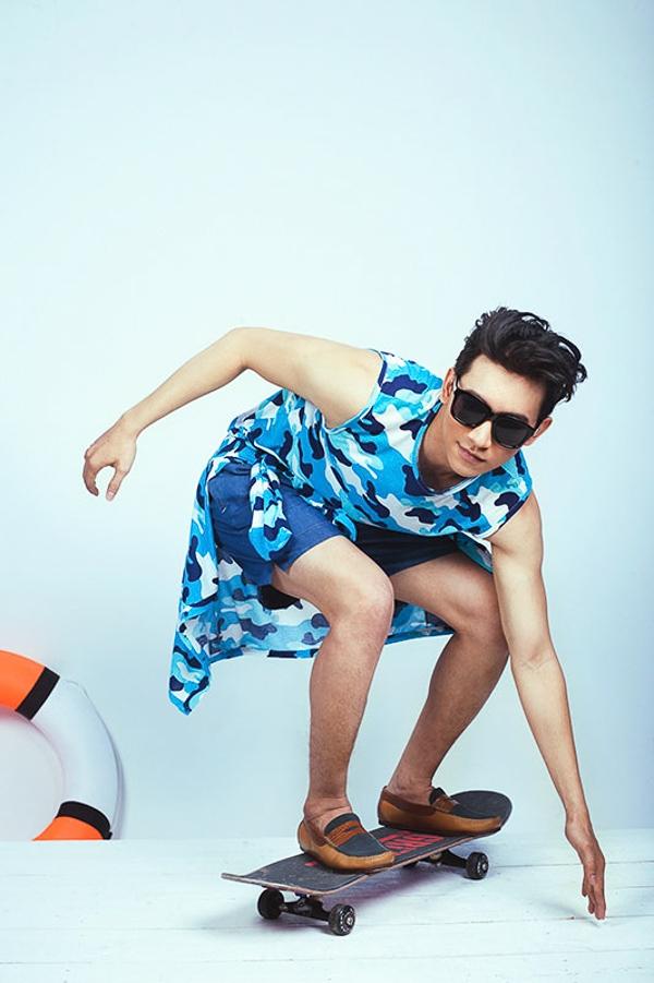 Thổi tung mùa hè cùng những trang phục cá tính