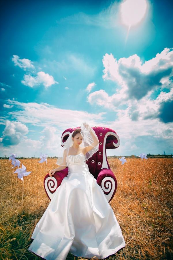 Wind trong tiếng Anh có nghĩa là gió. Lương Bằng Quang muốn viết 1 bài hát mà khi kể tên khán giả sẽ nhớ ngay đến Windy Quyên.