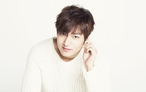 Lee Min Ho tiếp tục mở diễn đàn từ thiện