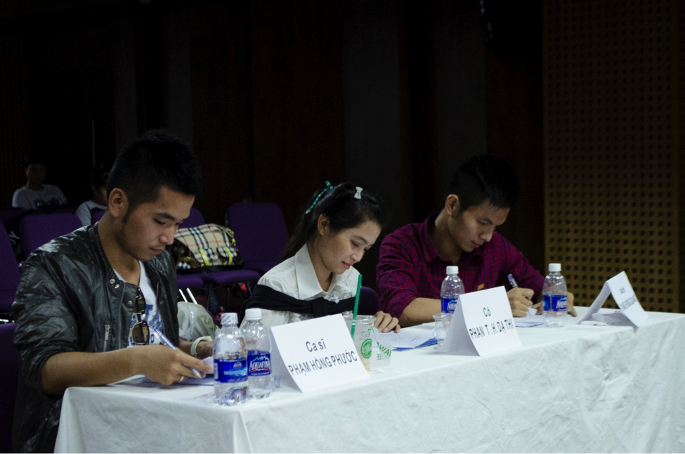 Sinh viên Đại học Hoa Sen thử thách tài năng với cuộc thi Bạn là ai?