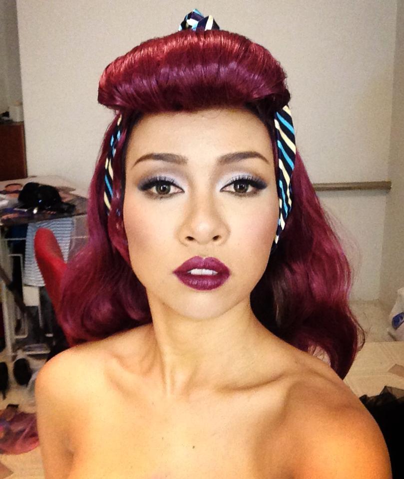 Thảo Trang hóa thân thành RiRi?! Nữ ca sĩ nhìn rất khác lạ và cuốn hút trong hình ảnh mới này.