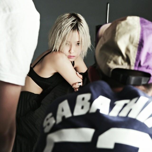 Hyomin khoe dáng chuẩn trong teaser mới
