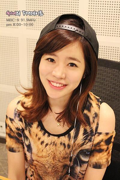 Sunny (SNSD) xin lỗi thính giả vì tình huống khó xử