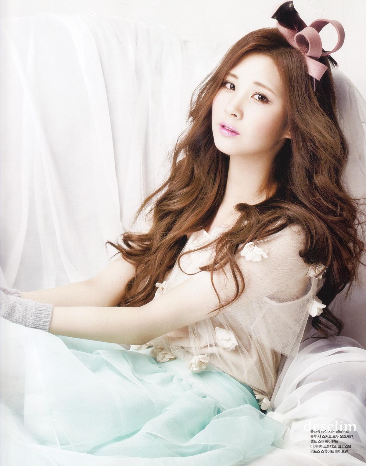 Sốc với hình ảnh Seohyun bị cho là vợ của kẻ ăn xin