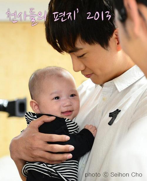 Bố Taecyeon