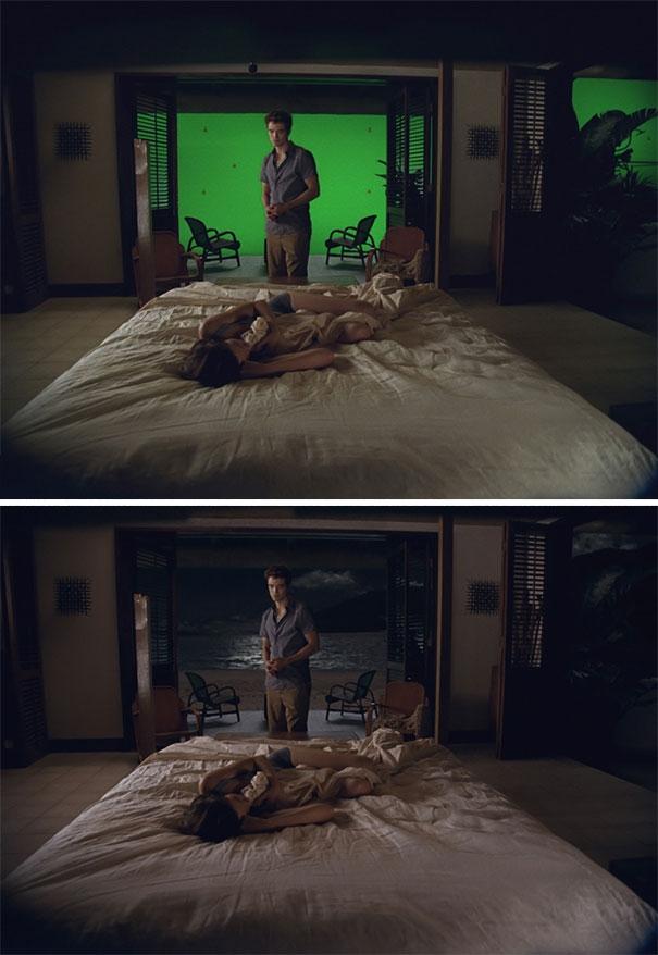 'Hết hồn' với những khác biệt của xử lí kỹ xảo trong phim ảnh