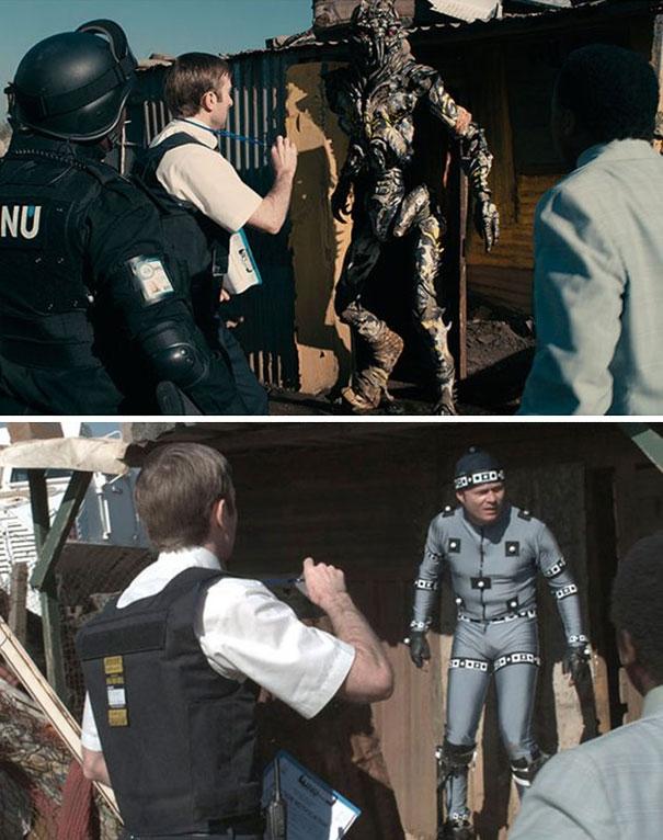 Người ngoài hành tinh trong District 9 do diễn viên Jason Cope thủ vai