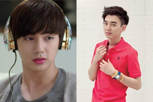 """Đối với """"em trai quốc dân"""" Yoo Seung Ho, tóc dài hay tóc ngắn anh vẫn luôn thu hút ánh nhìn của người khác."""