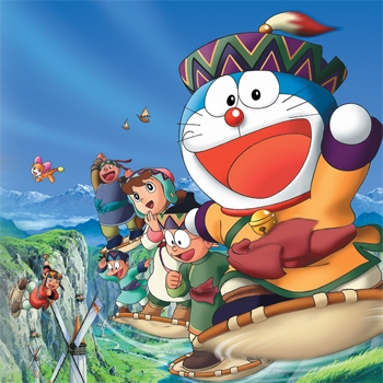 Doraemon và bài học về bạn thân