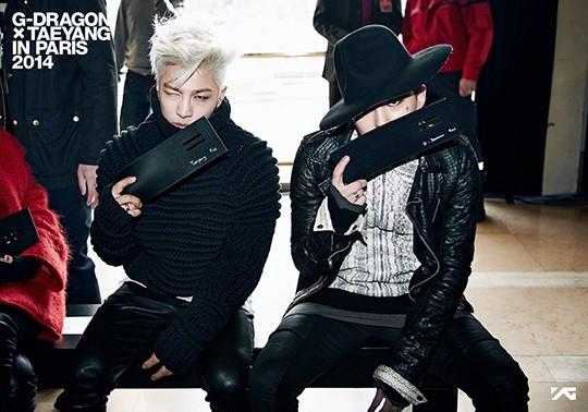 G-Dragon và Taeyang tiếp tục nhá hàng trước giờ phát hành