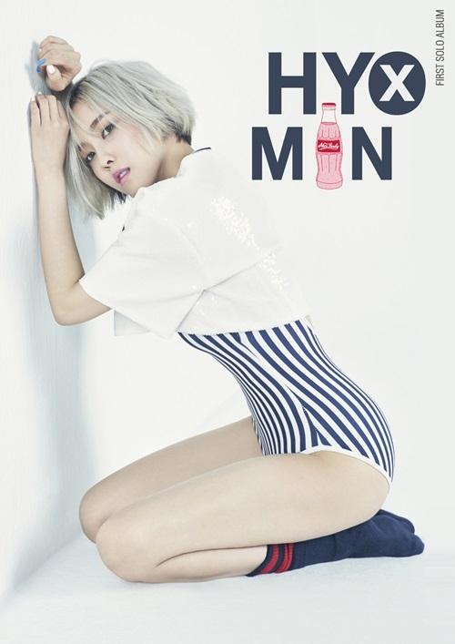 Hyomin quần quật không nghỉ suốt 24 tiếng để hoàn thành MV