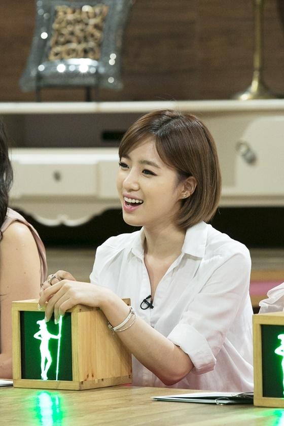 Eunjung trong chương trình Witch Hunt
