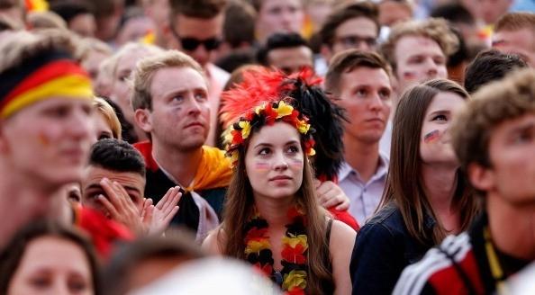 [Bóng Đá] Những cổ động viên nóng nhất trên khán đài World Cup