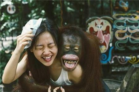 Những tấm ảnh hài hước khó quên của sao Việt