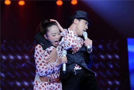 Trấn Thành và Đoan Trang trong một chương trình ca nhạc. - Tin sao Viet - Tin tuc sao Viet - Scandal sao Viet - Tin tuc cua Sao - Tin cua Sao