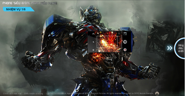 Tháng 6 nóng bỏng với Transformers 4 và những điều bất ngờ