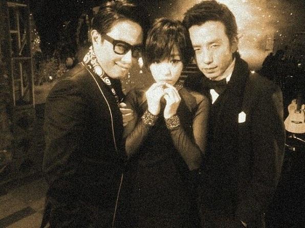 Gain chắc chắn không phải lo gì khi ở bên 2 chàng nghệ sỹ Yoon Jong Shin và Yoo Hee Yeol