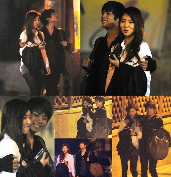 """Tháng 10/2010, tờ Sports Seoul đã """"quăng bom"""" cho người hâm mộ nhóm SHINee khi tung ảnh Jonghyun tình tứ đi dạo bên nữ diễn viên Shin Se Kyung vào buổi tối. Cặp đôi vừa đi vừa nghe nhạc, trò chuyện rất vui vẻ bên nhau mà không hề ngụy trang."""
