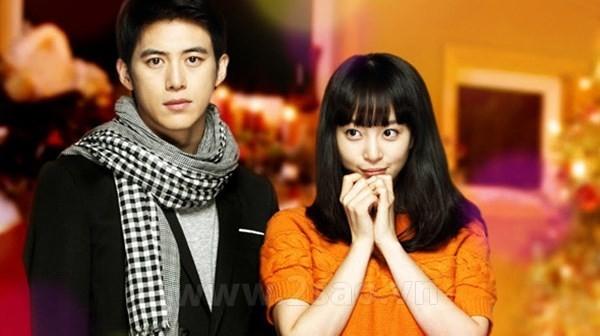 Đọ sắc cặp đôi Hàn phiên bản nhí và trưởng thành