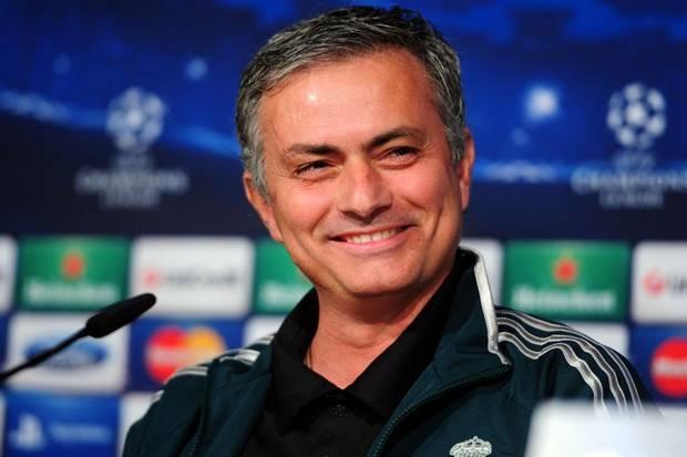 Mọi chuyện xuất phát từ...Jose Mourinho