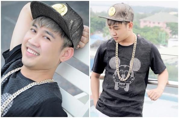 Don Nguyễn chuẩn men trong hình ảnh mới
