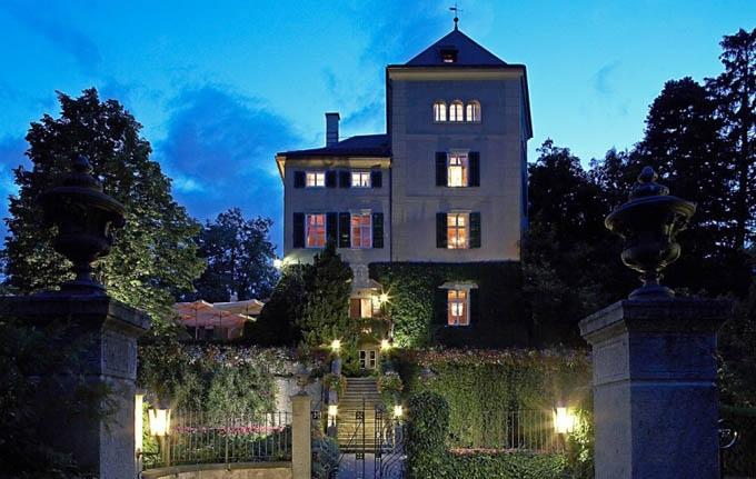 Nhà hàng Schloss Schauenstein, Thụy Sĩ