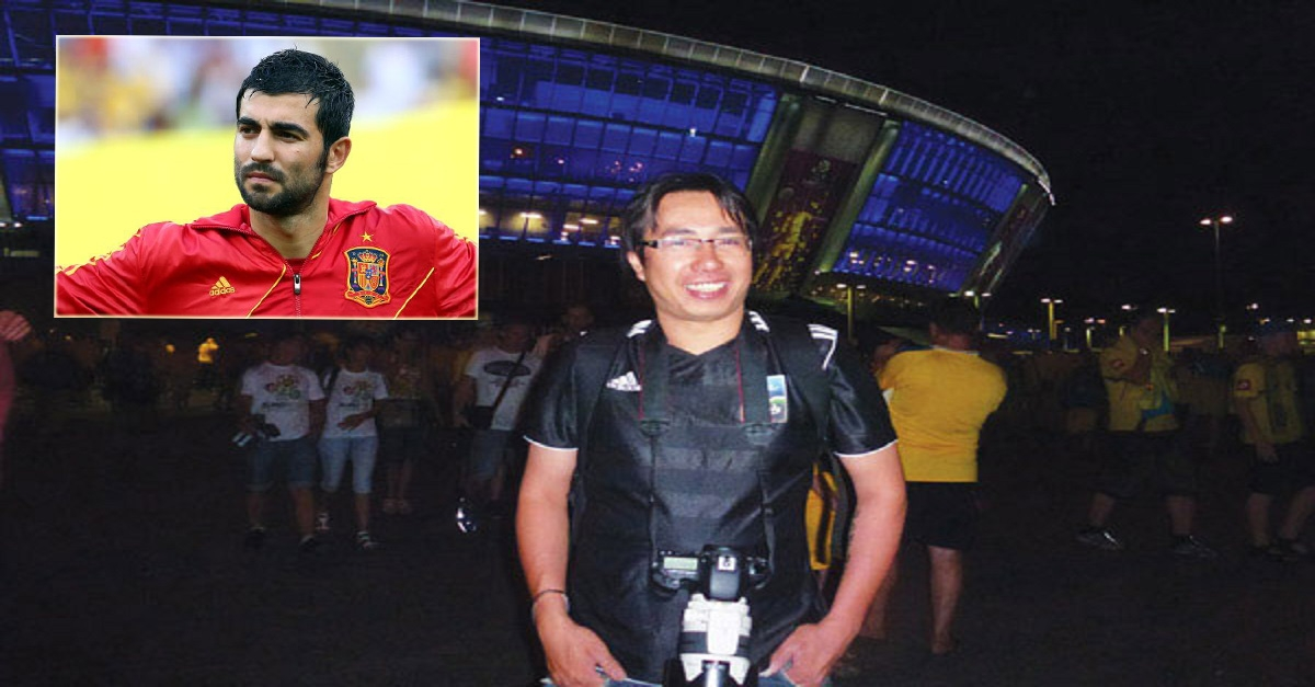 Nhà báo Trương Anh Ngọc sẽ mời Raul Albiol sang Việt Nam
