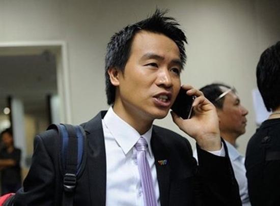 BLV Tạ Biên Cương, một trong những BLV chủ lực của VTV trong mùa World Cup 2014.